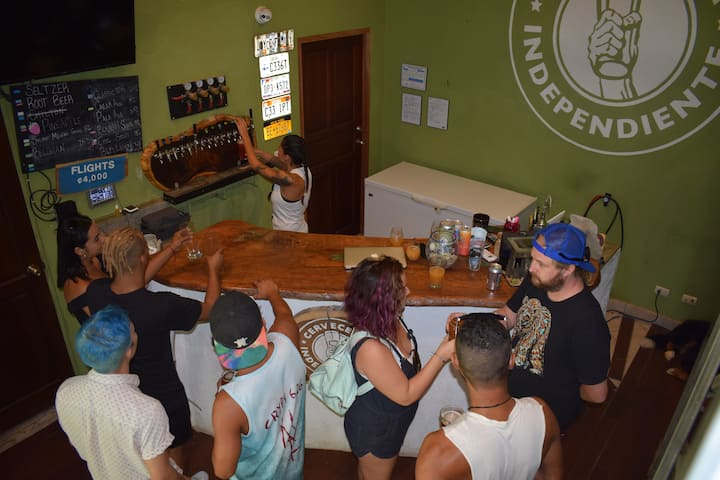 Experience  our local tap rooms