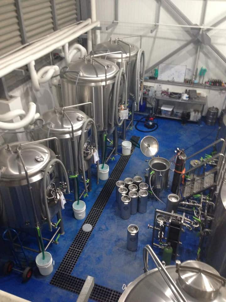 Tour each brewery