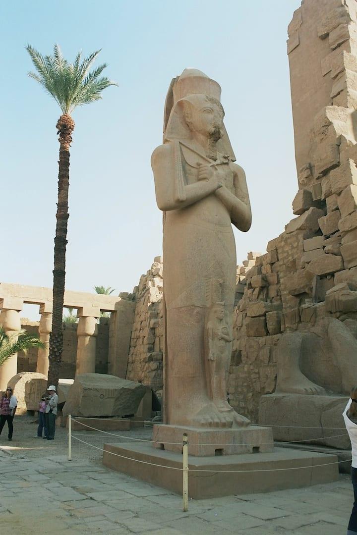 Statue de Ramsès 2