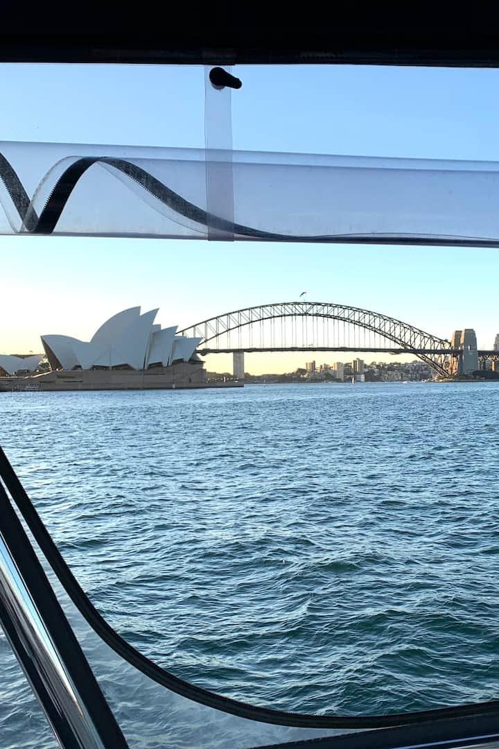 Sydney's famous landmarks