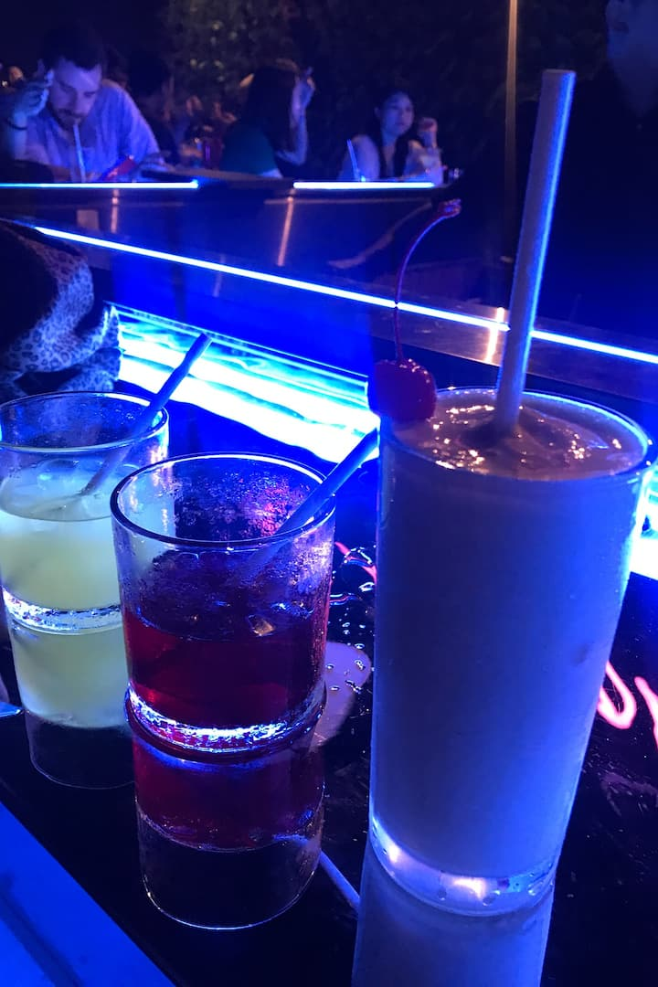 Bar hoping