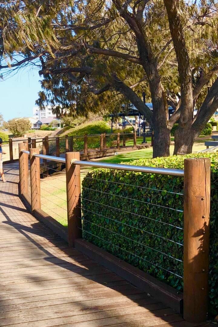 Waterfront Bike Path