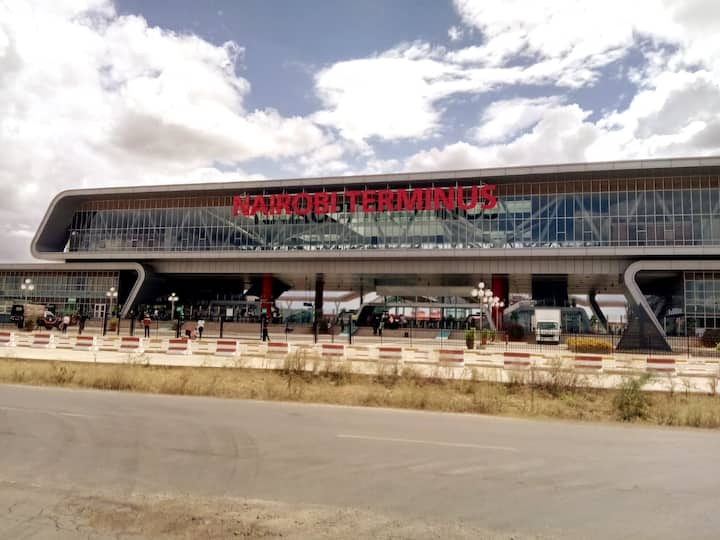 A visit to the Standard Gauge Railway.