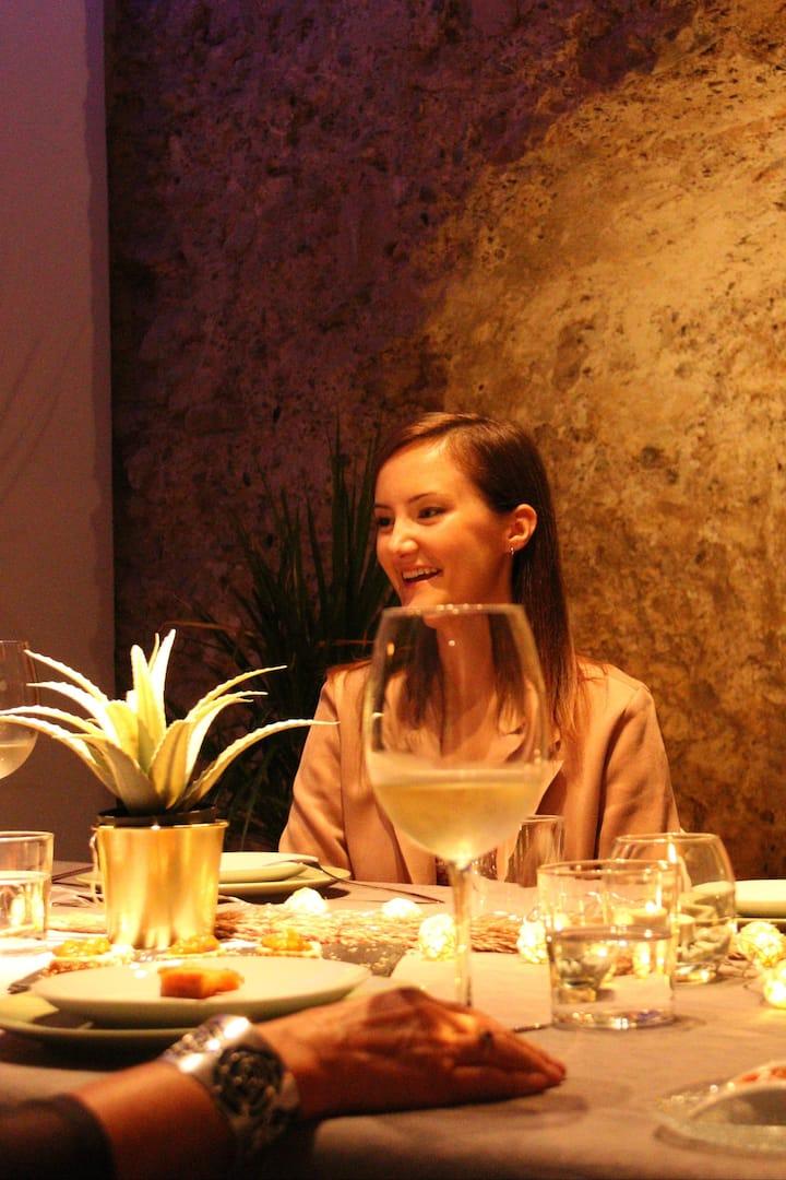 Intimate Dining Venue