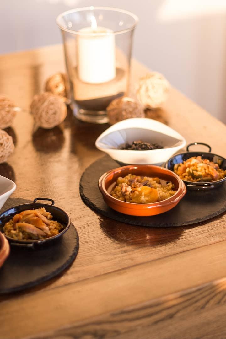 Valencian Rices & Paella