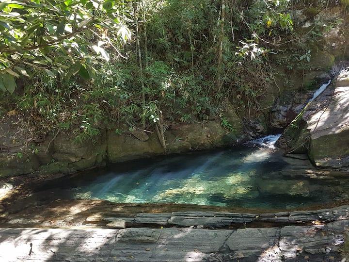 Cachoeira da Santa