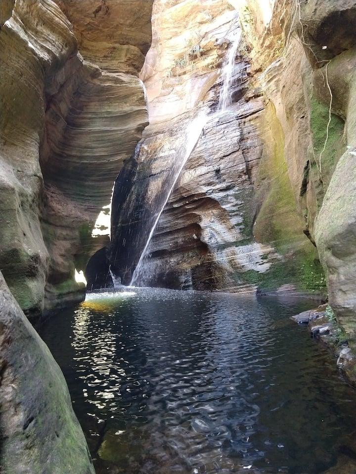 Cachoeira da Andorinhas