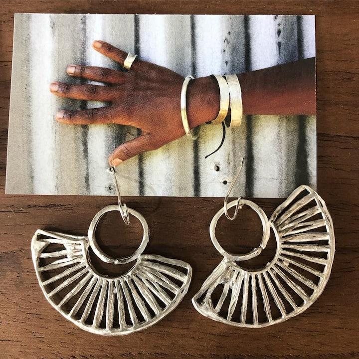 Local artisan hand made jewellery