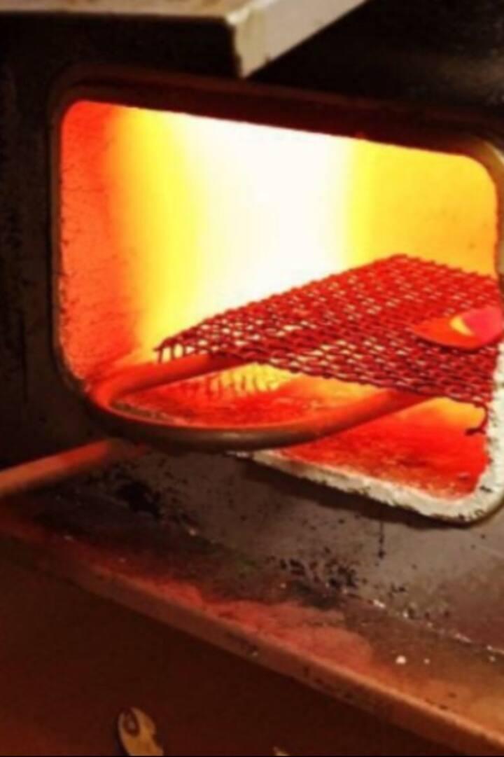 Enameling Oven