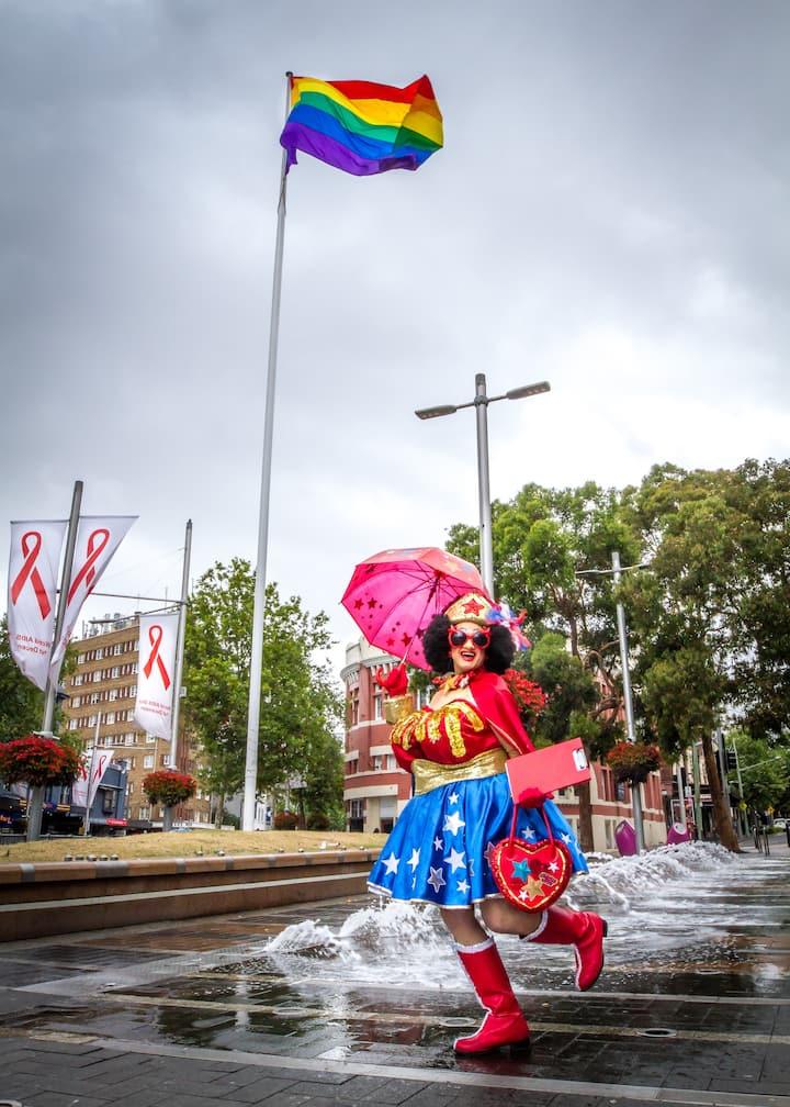 Visit Sydney's LGBT Hub