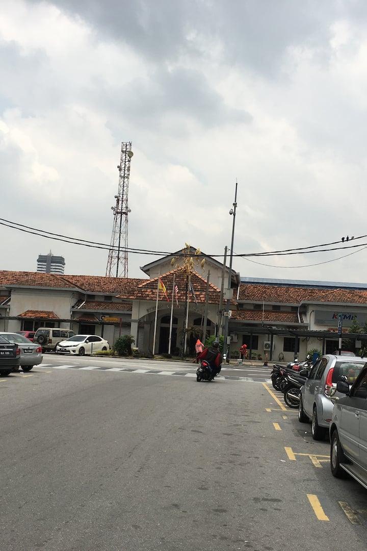 Klang KTM Station
