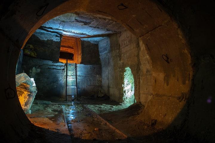 Kyiv Underground Tunnels