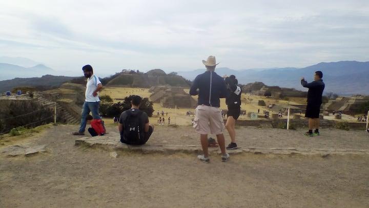 Vista superior. High view