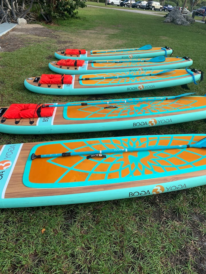 Our top of the line boards & gear.