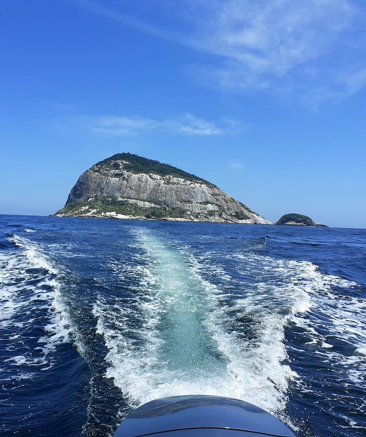 Ilha Redonda e Redondinha