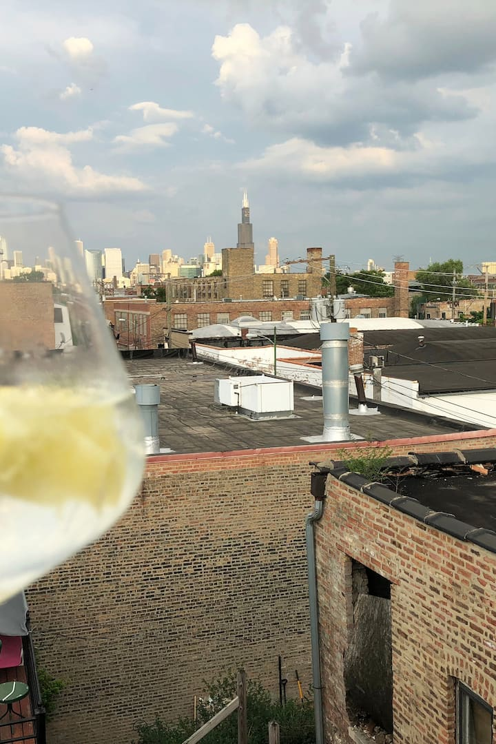 Cheers to Chicago!