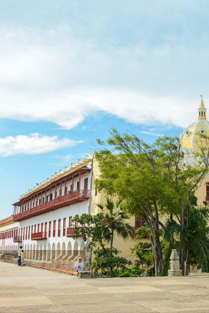 San Perdro Church