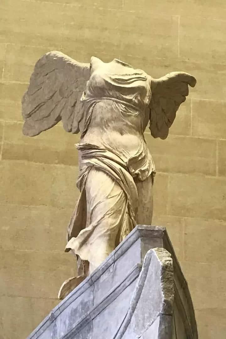 镇馆之宝的胜利女神