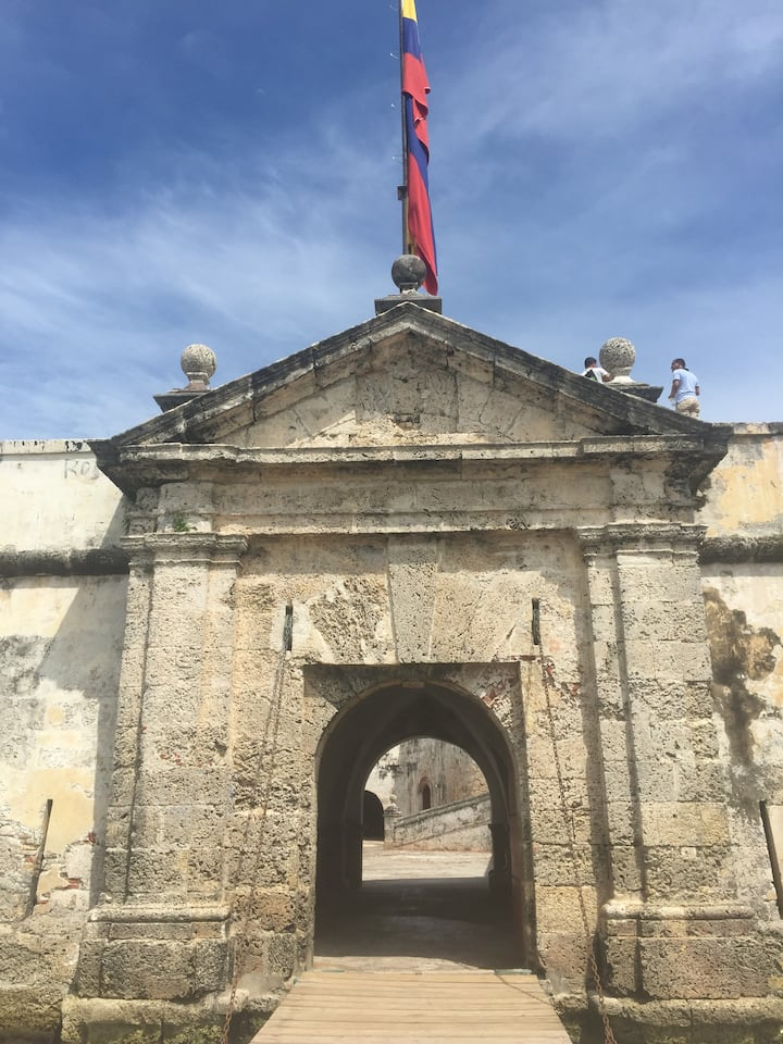 San Fernando de Bocachica Fortress