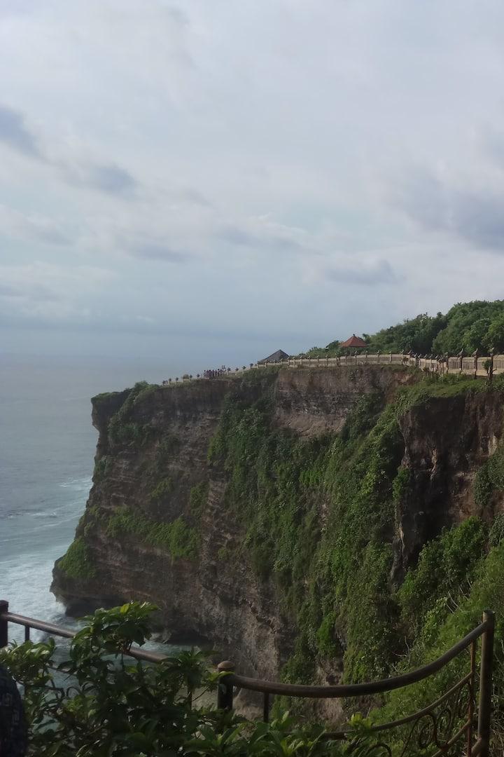 Uluwatu Wall  cliff