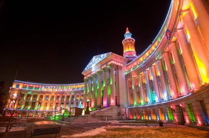 Civic Center is the heart of Denver!