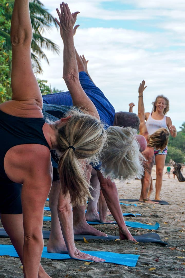 Tamarindo Beach Yoga