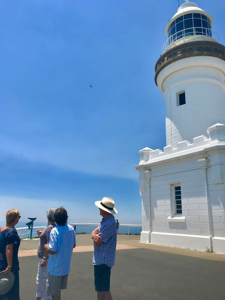 See The Byron Bay Lighthouse