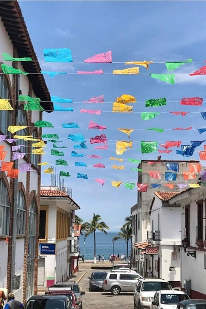 Visit nearby downtown Puerto Vallarta!