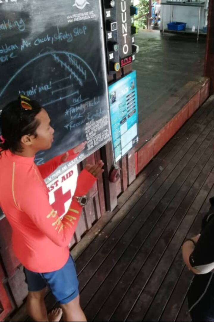 Briefing On Your Snorkeling Sites