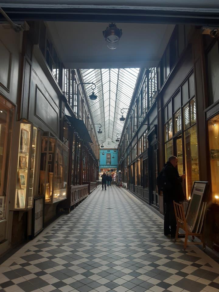 passage Jouffroy