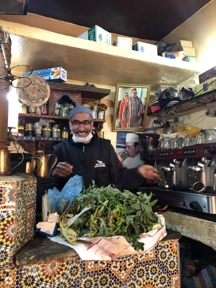 The best coffee to drink in the old city