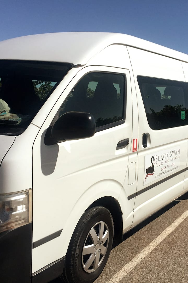13 seater Air Conditioned Commuter
