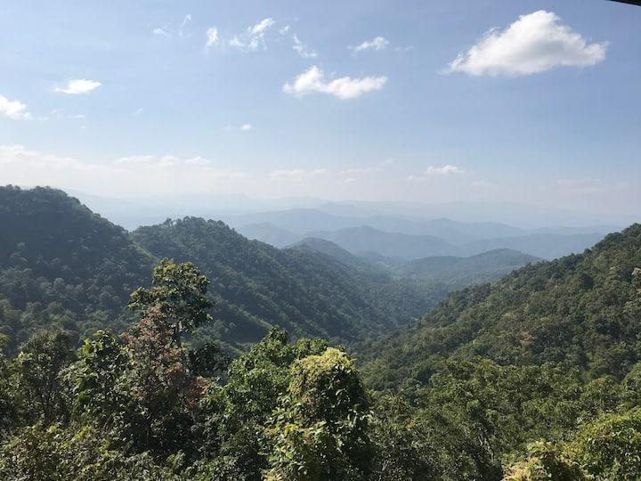 View point at Samoeng loop
