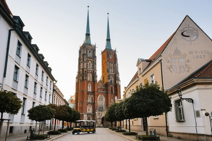 The Cathedral of Wroclaw