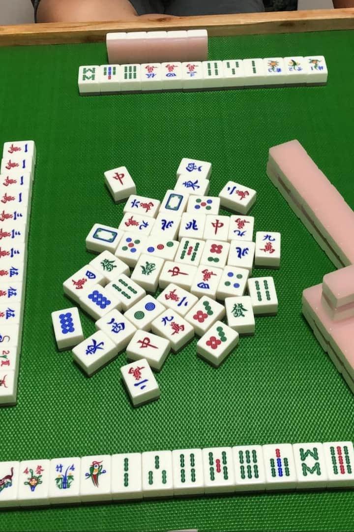 Mahjong 胡