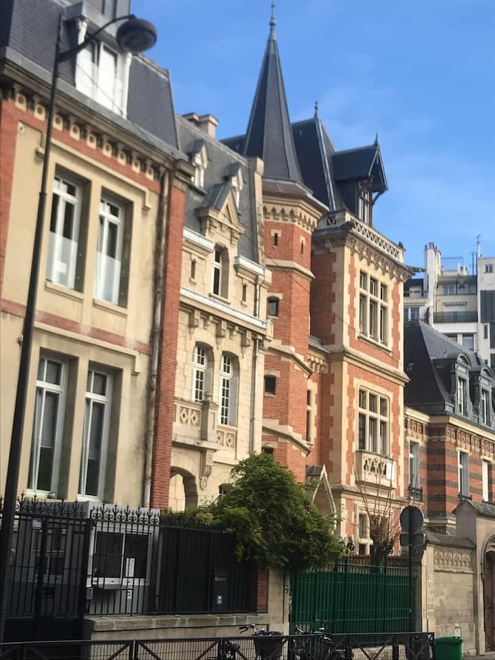 Rue du Ranelagh