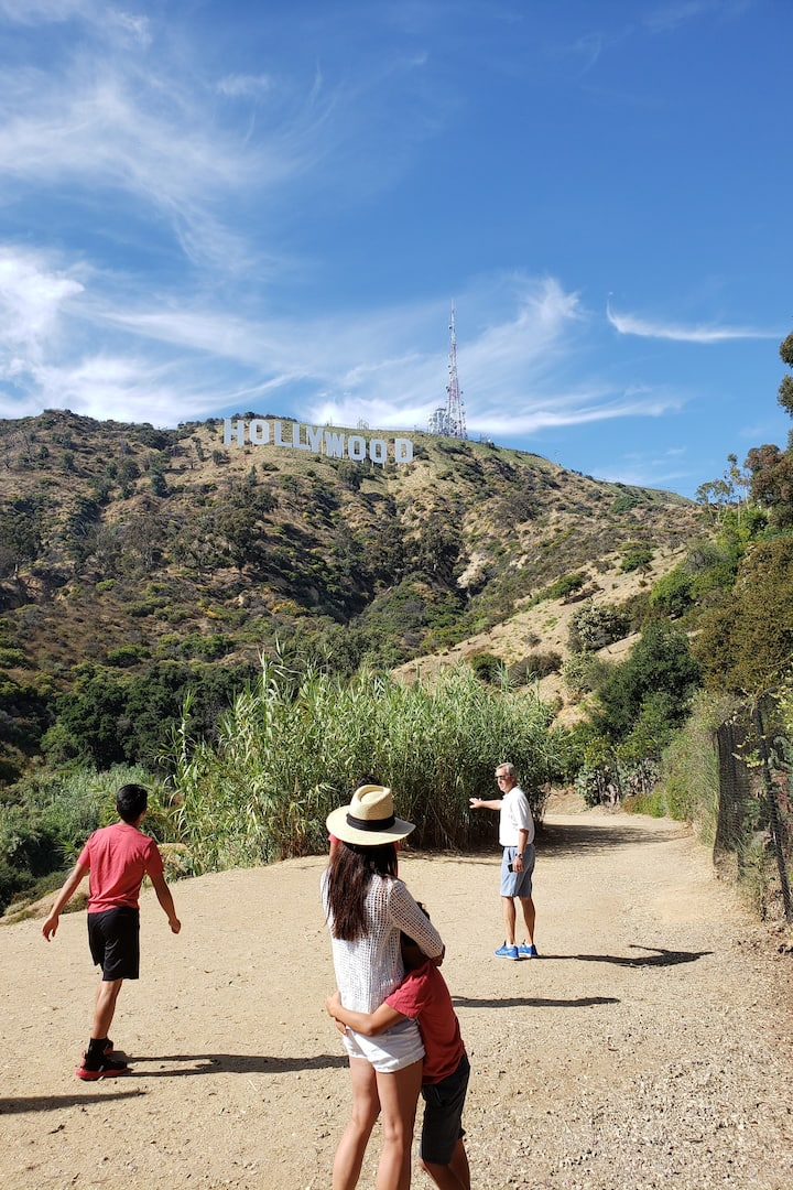 Get the BEST photos with the Hollywood Sign