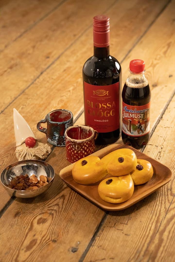 Traditional Swedish Christmas sweet