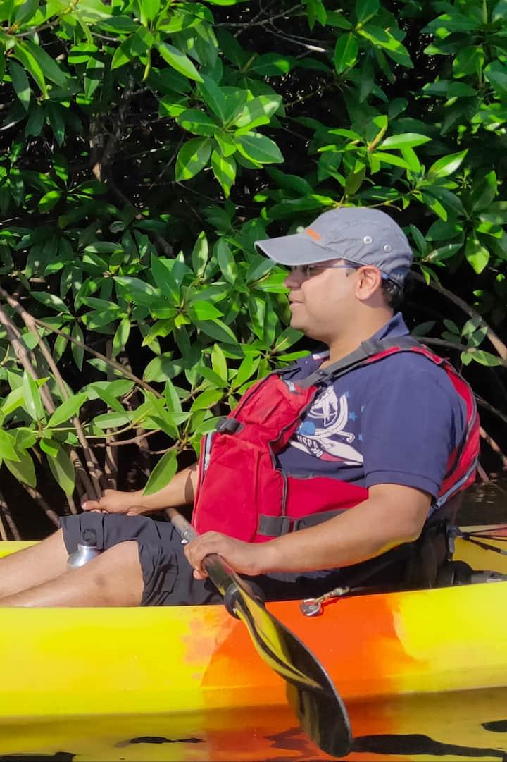 Double seater kayak