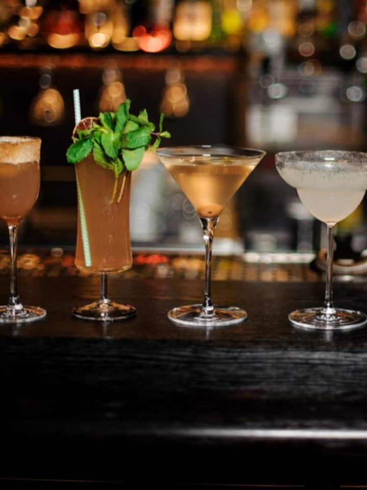 The Finest Craft Cocktails