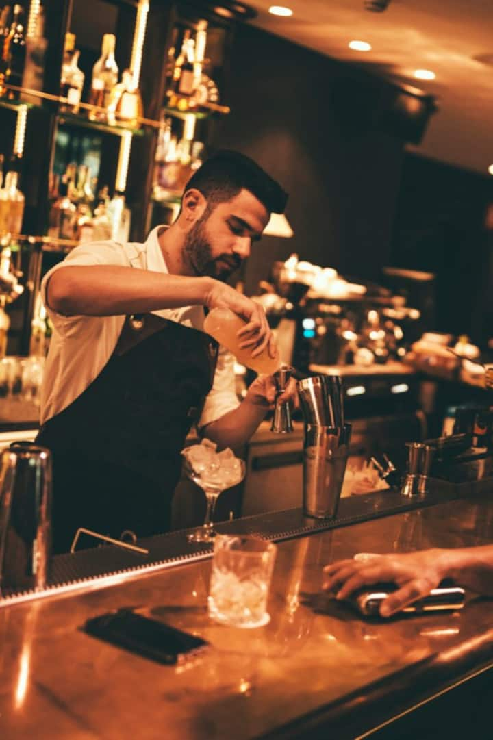 The Best Local Mixologists