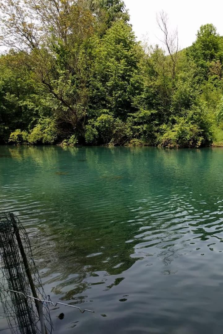 Krupaja river
