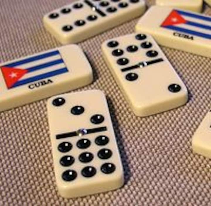 Lets go enjoy Cuban games...