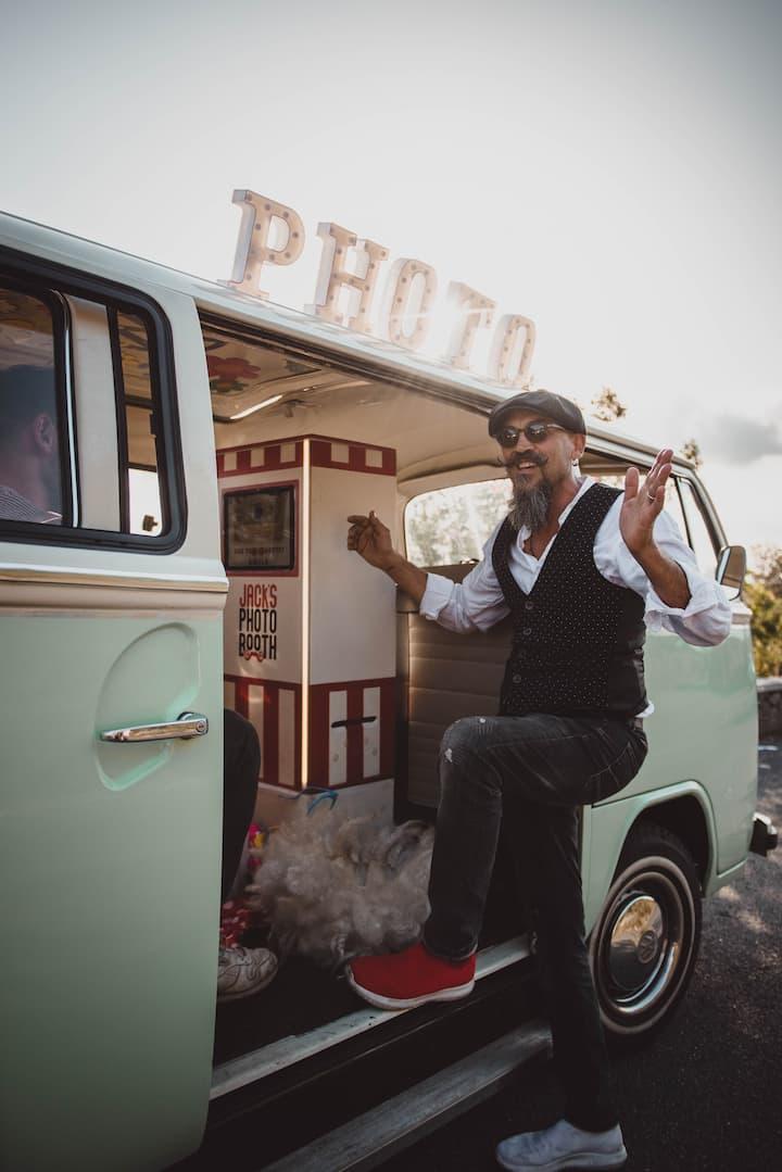 Jack's Photobooth!