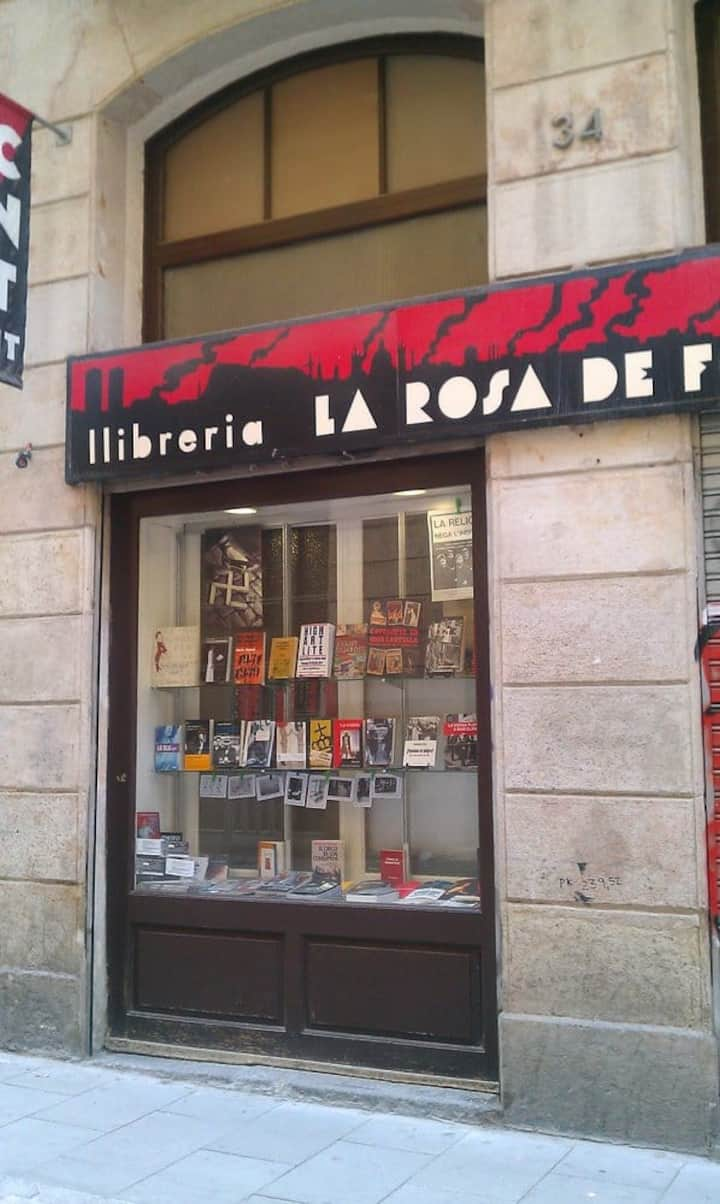 La Rosa de Foç (Anarchist library)
