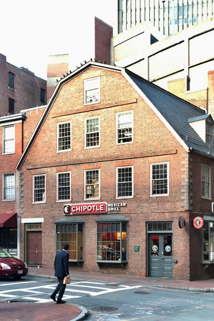 Old Corner Bookstore