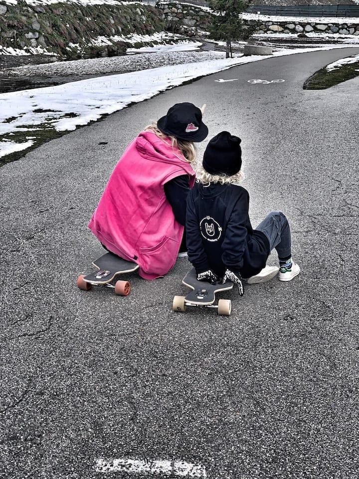 esperta con i bambini