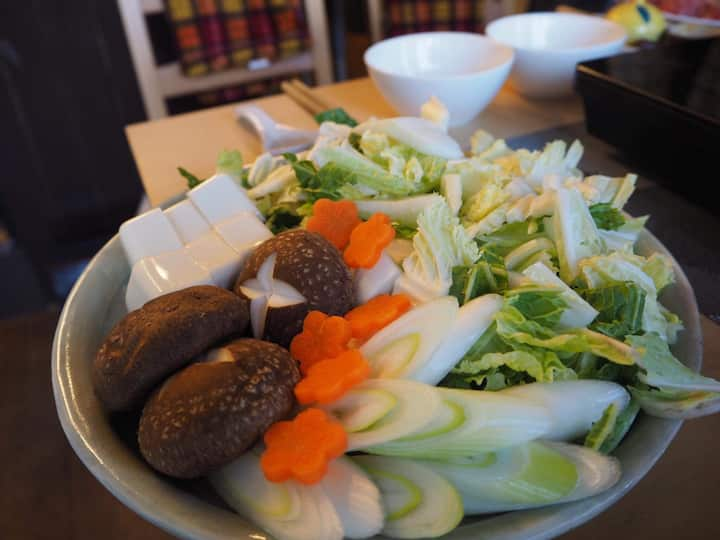 Can be Vegetarian friendly pot