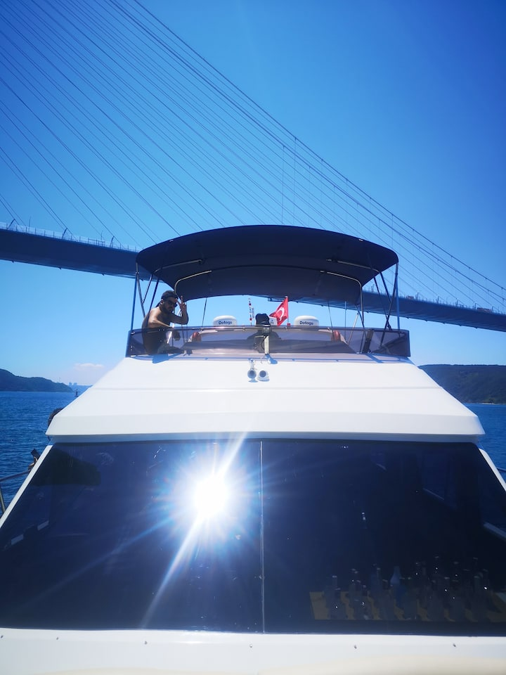 19 meter yacht is awesome