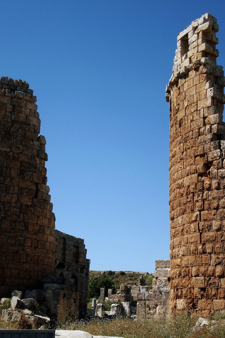 Hellenistic Gate